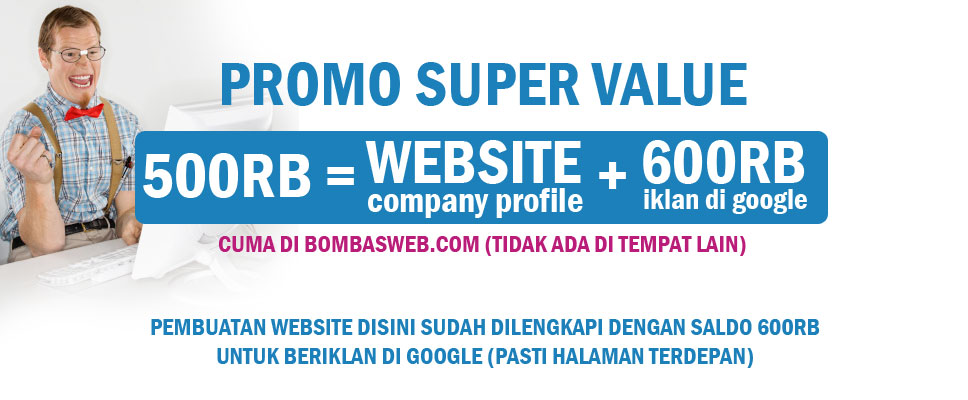 Pembuatan website murah, harga website, harga desain websit, buat website murah, website company Profile, website perusahaan, website toko online, website portal, website product catalog, website tours and travel,website portal berita, website property listing