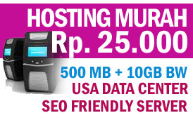 Jasa Pembuatan Website Murah Unlimited Hosting
